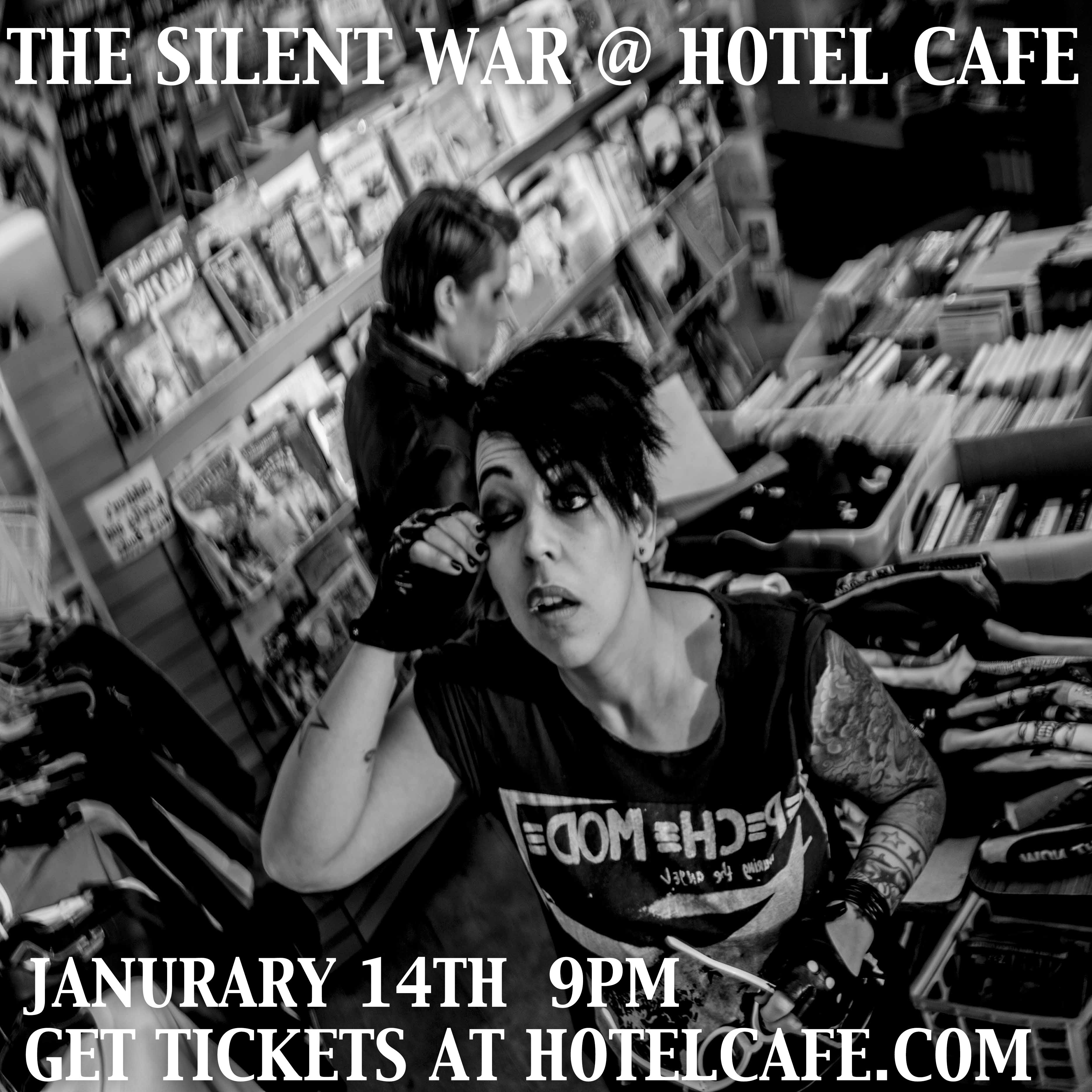 Hotel Cafe 1-14-16