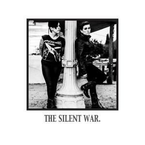 SILENT WAR WEEPIES POSTER 1
